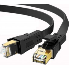 Патч корд Cat8 U/FTP RJ45-RJ45 KS-is (KS-411)