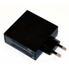Купить блок питания для ноутбука универсальный KS-is Lityo (KS-274) 90Вт от электрической сети 110/220В