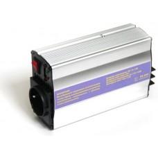Инвертор (преобразователь питания 12->220В) от прикуривателя / аккумулятора авто 300Вт KS-is Brinvy (KS-050)