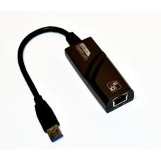 USB RJ45 LAN адаптер KS-is (KS-312)