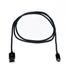 Кабель USB-microUSB KS-is (KS-324B) 1м черный