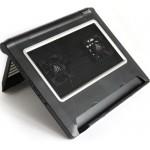 Эргономичный стенд с USB 2.0 хабом KS-is Metand для ноутбуков (KS-028)