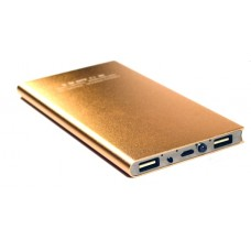 Внешний аккумулятор power bank KS-is (KS-279Gold/Black/Silver) 10000мАч