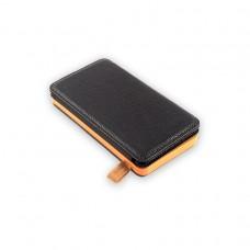 Внешний аккумулятор с солнечной батареей KS-is Solezz (KS-332Orange) 10000мАч