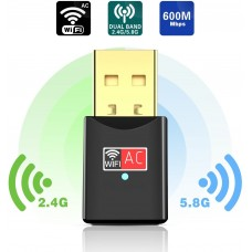 USB Wi Fi адаптер 802.11ac KS-is (KS-407)