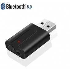 USB Bluetooth 5.0 адаптер 2 в 1 KS-is (KS-409)