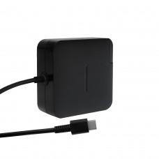 Адаптер питания USB-C от электрической сети KS-is (KS-434) 90Вт