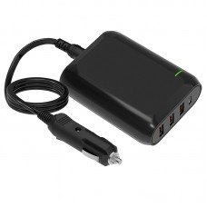 Зарядное устройство USB QC4.0+ от прикуривателя авто KS-is (KS-436)