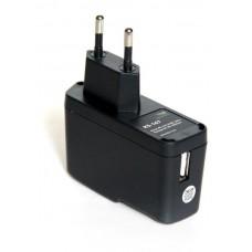 Зарядное ус-во (с кабелями) microUSB/Apple (30pin) для цифр техники 2000мА от сети KS-is Tich (KS-167)