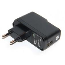 Зарядное ус-во (с кабелями) microUSB/Apple Ligtning от сети (KS-206)